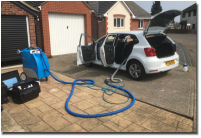 Car Seat Cleaning Colchester