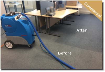 Commercial Carpet Cleaners Colchester